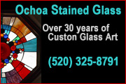 Ochoa Stained Glass
